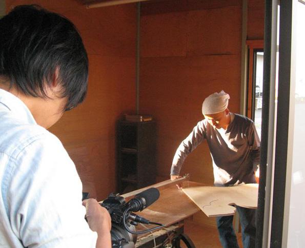 """泰平さんの息子さんが""""その技""""を受け継いでいます"""
