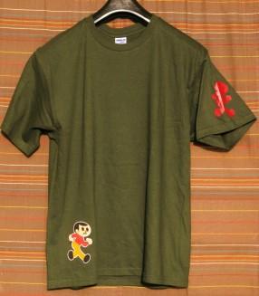 とび太くん Tシャツ