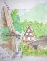 """久田泰平さんの描く美しい風景画を見れば、いかにすごい""""画伯""""かということがわかります"""
